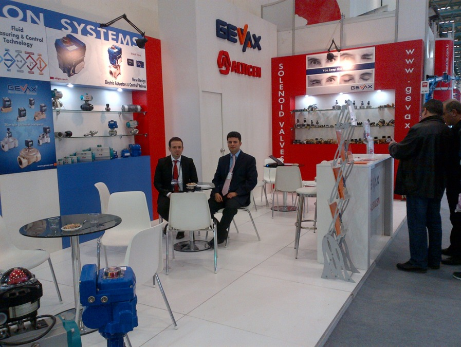 Istanbul - WIN (World Of Industry) 2014
